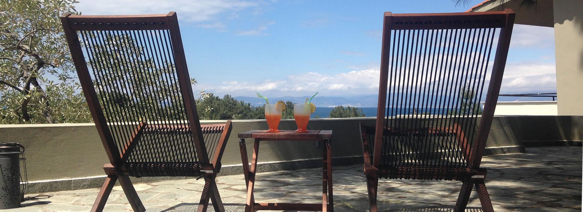 Armonia Villas Thassos - SeaView